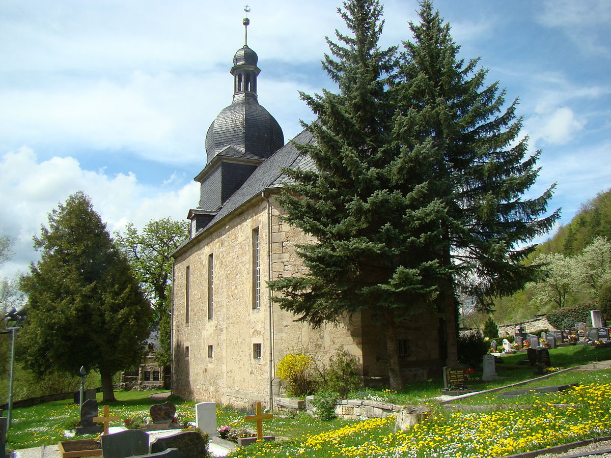 Bildergebnis für kirche martinroda