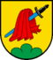 Coat of arms of Martisberg