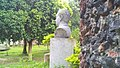 Martyr Shamsuzzoha Memorial Sculpture at Rajshahi University Campus 01.jpg