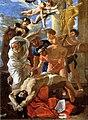 Martyr de saint Erasme-Modello - Poussin - MBACanada.jpg