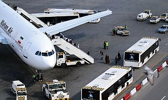 Mashhad International Airport - Image: Mashhad Airport by Tasnimnews 11