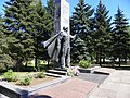 Mass grave of Soviet soldiers of the Southern Front in Mospyne, Donetsk region, Ukraine in 2018 4.jpg