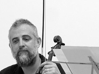 Mat Maneri American composer, improviser and jazz violin and viola player