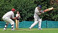 Matching Green CC v. Bishop's Stortford CC at Matching Green, Essex, England 31.jpg