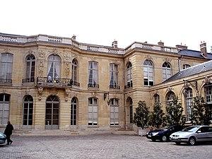 Faubourg Saint-Germain - Hôtel Matignon