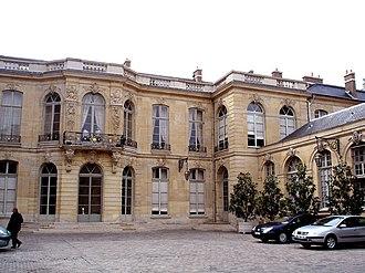Philipp von Ferrary - Hôtel Matignon 57 rue de Varenne