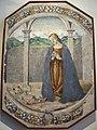 Matteo lappoli, adorazione del bambino, 1487, da pal comunale (AR).JPG