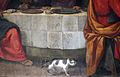 Matteo rosselli, ultima cena, 1613-14, 05.JPG