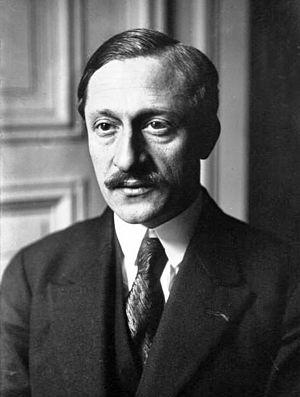 Maurice Bokanowski - Bokanowski as a deputy in 1919