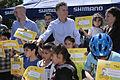 Mauricio Macri presentó programa para aprender a andar en bicicleta (8125737828).jpg