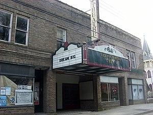 Maxbilt Theatre - Maxbilt Theatre, April 2009