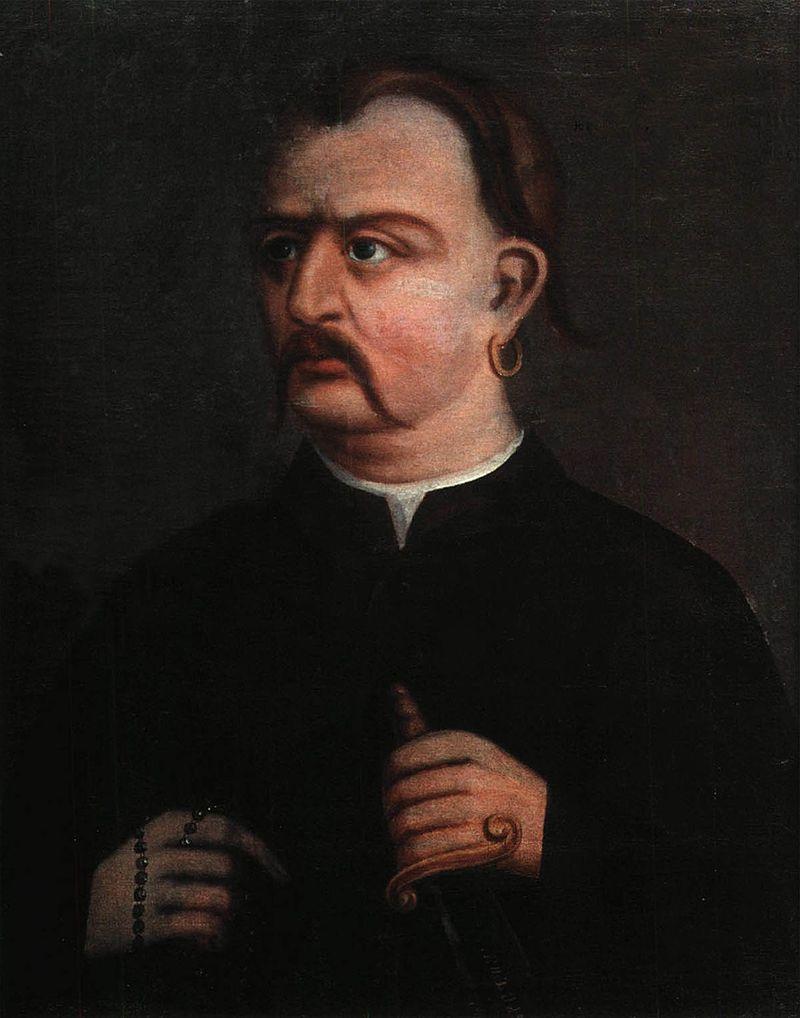 Максим Железняк, один из предводителей гайдамаков