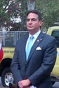 Mayor Domenic Sarno at Mode Shift Announcement, October 9, 2012.jpg