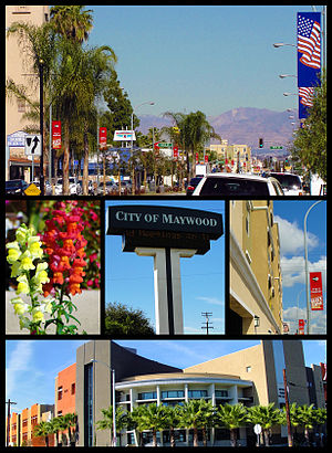 Maywood CA