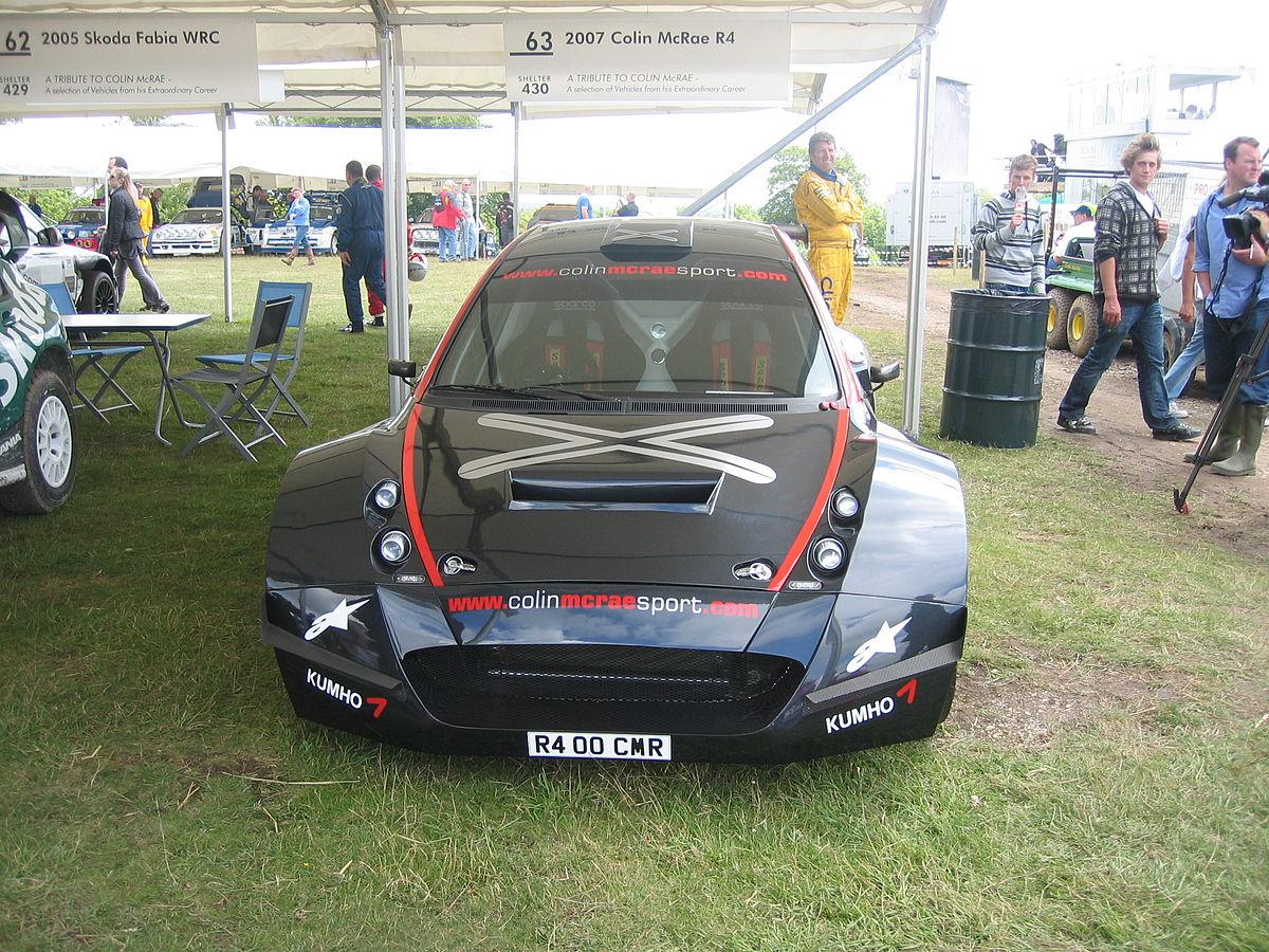 K And R Auto >> Colin McRae R4 – Wikipedia