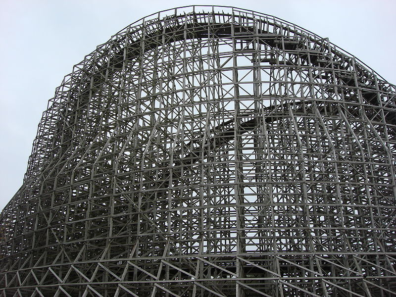 Mean Streak. Cedar Point Roller Coaster Guide: Advice from a Local