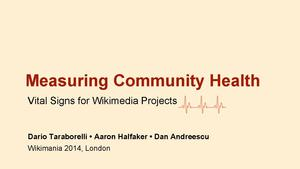 Measuring community health - Vital Signs for Wikimedia projects.pdf