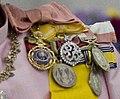 Medals worn by Princess Sirindhorn, 2009-12-7.jpg