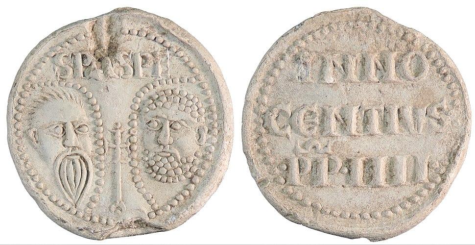 Medieval , Papal bulla (FindID 610950)
