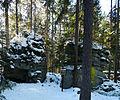 Medvědí stezka, Soutěska lapků 02.jpg