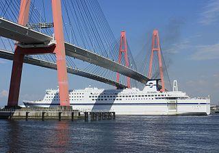 Taiheiyō Ferry Passenger ferry based in Nagoya, Japan