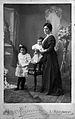 Melanie Klein, her daughter Melitta Schmideberg-Klein, and Wellcome L0028506.jpg