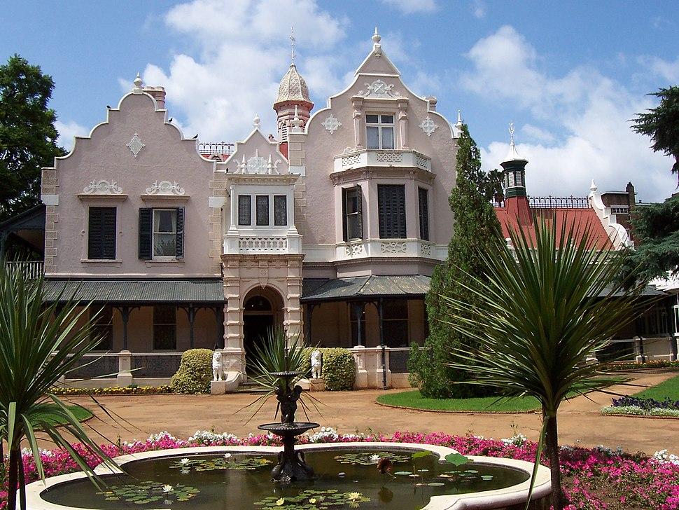 Melrose house SA