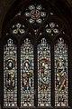 Melton Mowbray, St Mary's church, window (31740936948).jpg