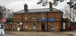 Melton station from the road 2012.jpg