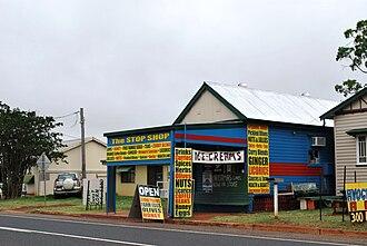 """Memerambi, Queensland - The """"Stop Shop"""""""