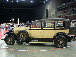 Mercedes-Benz 630K, 1927 - Flickr - granada turnier.jpg