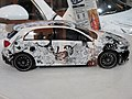 Mercedes-Benz A-Class Hello, ONE PIECE concept 「BATTLES」 model car (4).jpg
