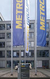 Metro AG company
