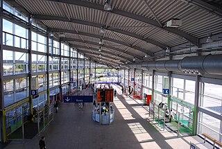 MetroCentre Interchange