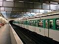 Metro de Paris - Ligne 2 - Rome 02.jpg