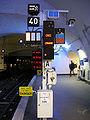 Metro de Paris - Ligne 3 - Gambetta - Mat boitier DSO-AA HS-SS et SSO.jpg