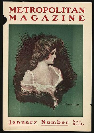 Print design - Metropolitan Ad Poster