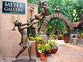 Meyer Gallery - 225 Canyon Road, Santa Fe, New Mexico, USA - panoramio (13).jpg