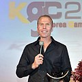 Michael Condrey--at Korea Games Conference in October of 2012.jpg
