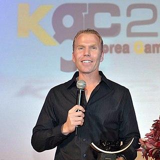 Michael Condrey American game designer