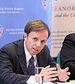Michael Posner at September 28 Press Conference in Geneva.jpg