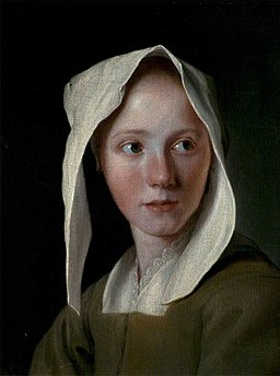 Michael Sweerts - Portrait of a Girl