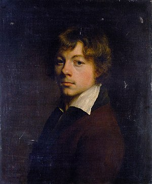 Michel Martin Drolling - Self-portrait (1804)
