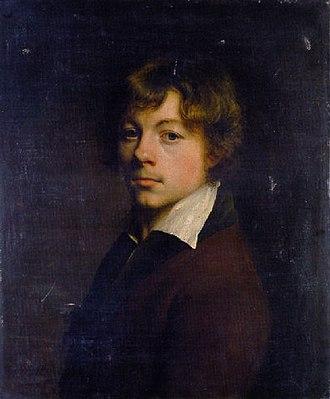 Michel Martin Drolling - Self-portrait (1804)