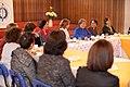 Michelle Bachelet visita Casa del Coro de la Universidad de Chile (8702659688).jpg