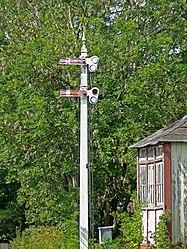 Midland Railway Junction signal (6094236648).jpg