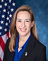 Mikie Sherrill, official portrait, 116th Congress.jpg