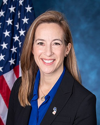 Mikie Sherrill - Image: Mikie Sherrill, official portrait, 116th Congress