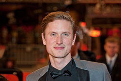 Mikkel Boe Følsgaard after the European Shooting Stars Award Ceremony.jpg