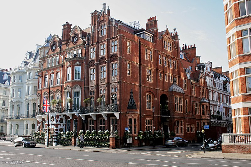 The Milestone in London is a dog friendly hotel